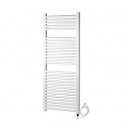 Radiateur Sèche-serviette électrique 50x120 cm Banio-Tek - Blanc