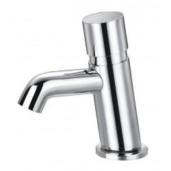 Banio-Push Robinet de lave-mains automatique Chromé