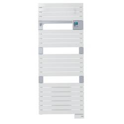 Banio-Asamo Radiateur sèche-serviettes électrique Blanc 500 Watt - 55x101cm