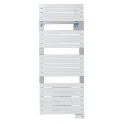Banio-Asamo Radiateur sèche-serviettes électrique Blanc 750 Watt - 55x141cm