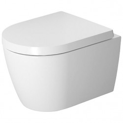 Me by Starck ensemble WC suspendu Compact Duravit Rimless® avec abattant soft-close