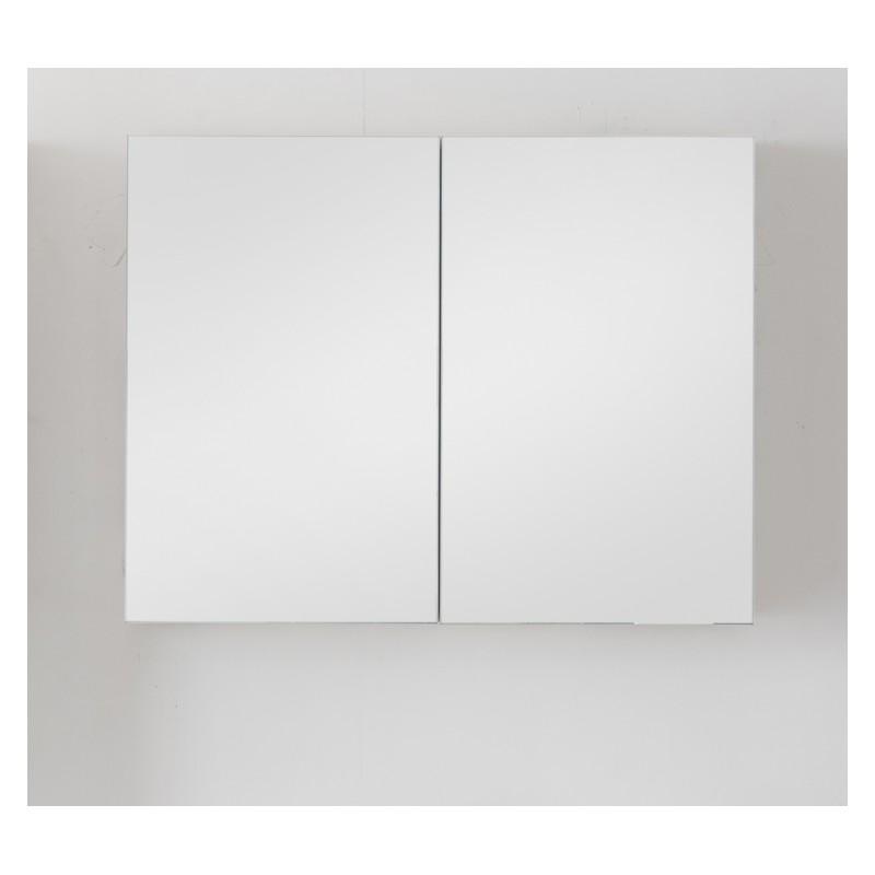 Miroir avec armoire pour meuble de salle de bain Banio-Tony Couleur ...
