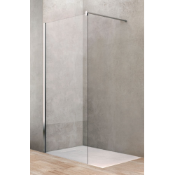 Ponsi Paroi fixe laterale Italienne 100x190 cm