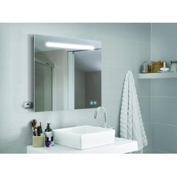 Banio-Lina Miroir 80x60x3 cm 10 Watt - Facile a installé