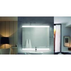 Miroir Banio-Emma Couleur:  Largeur 80 cm Wattage 12 W Lumen 1730 Lumen