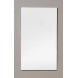 Miroir pour meuble lave-main Banio-Miami Couleur: Gris Hauteur 70 Largeur 40 Profondeur 1,8