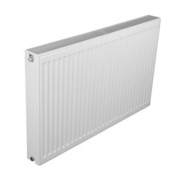 Banio radiateur à panneaux Type 22 - 30x300cm 2946w blanc
