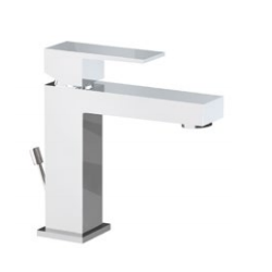 Ponsi mitigeur lavabo avec vidage Italia R - chrome