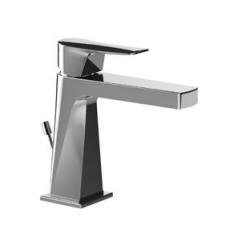 Ponsi mitigeur lavabo avec vidage Convivio - chrome