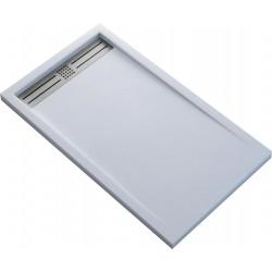 Banio receveur de douche en composite - 90x180cm blanc