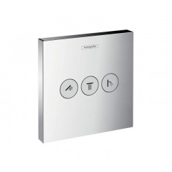 Hansgrohe ShowerSelect rob.arrêt 3 consom.chr.