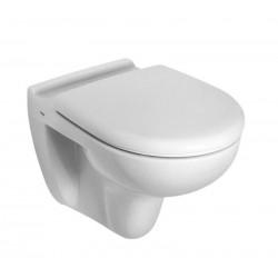 wc suspendu Forza  blanc fond creux