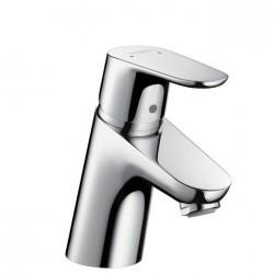 Hansgrohe Focus E 70 Mitigeur pour lavabo et avec bonde chromé