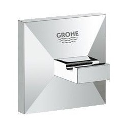 Grohe Allure Brilliant porte-peignoir, chromé