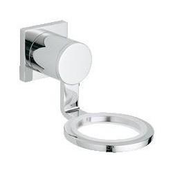 Grohe Allure porte-verre/savon sans gobelet ni coupelle, chromé